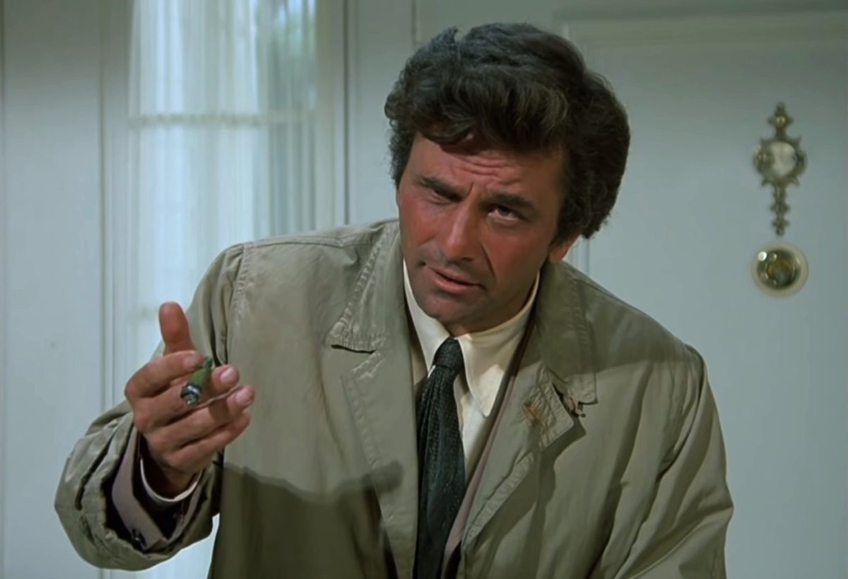 """Oh, Just One More Thing..."""" COLUMBO Set For Revival - Last Movie Outpost"""