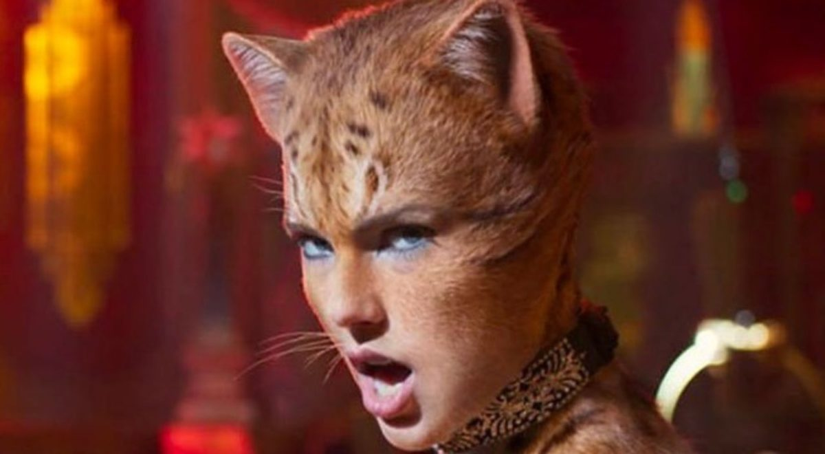 reviews of cats the movie