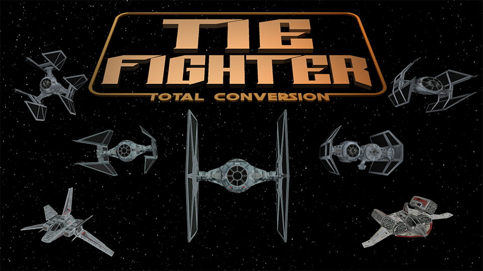 Tie Fighter Total Conversion